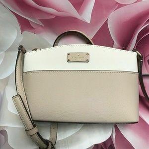 Grove St Leather Handbag Shoulder Crossbody Bag WK